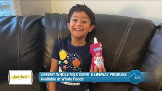 Limor Suss, Lifestyle Expert // Back To School Snack Ideas