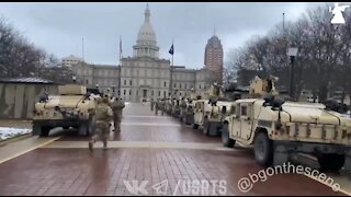 Tens of Thousands of Troops In Dc, WHY is the Biggest Question!!!!