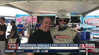 Remembering Nebraska's first COVID-19 victim