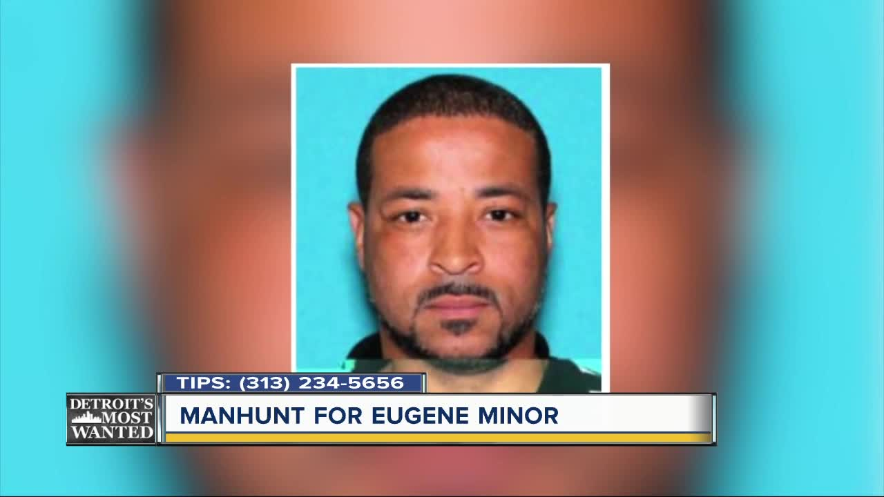 Detroits Most Wanted: Manhunt continues for Eugene Minor