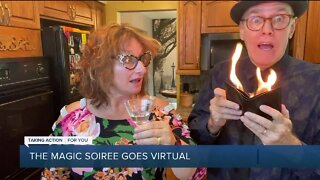Magic Soiree Goes Virtual