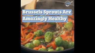 The Health Benefits of Brussels Sprouts