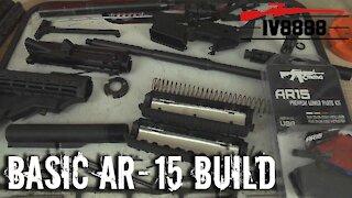 Building an AR-15 from Scratch