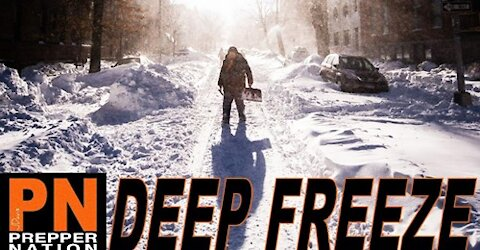 The SHTF Deep Freeze of 2021