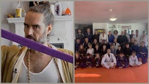 Purple Belt! My Brazilian Jiu-Jitsu Journey