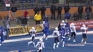 Boise State football to open against Utah State Saturday