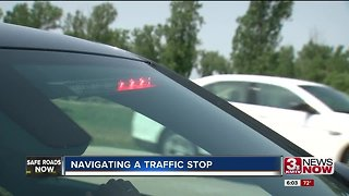 Safe Roads Now: Navigating a traffic stop