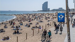 Here's the Latest On International Travel, And Spending the Summer in Spain