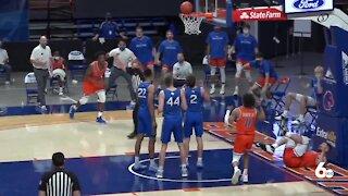 Boise State Men's Basketball Hosting Fresno State