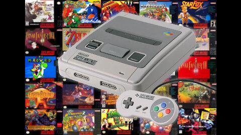 Anuncio Super Nintendo (1992) consola