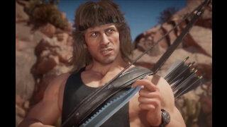 Rambo to appear in Mortal Kombat 11 Ultimate