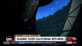 'Soarin' over California' temporarily returns