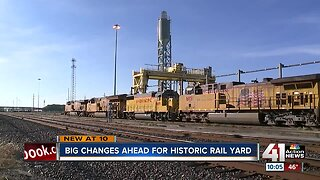 Neff Yard sits nearly empty after Union Pacific announcement