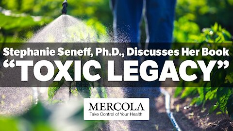 Toxic Legacy- Interview with Stephanie Seneff, Ph.D.,