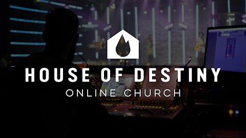 Work Up Time | Pastor Greg Wark | House Of Destiny Network Online Church