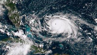 Hurricane Dorian Reaches The Bahamas As A Category 5 Storm
