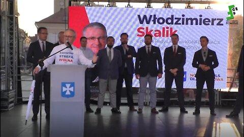 Grzegorz Braun: Nowy Prezydent - Nowy Impuls dla Rzeszowa - Konwencja Wyborcza Rzeszów 08.06.2021 r.