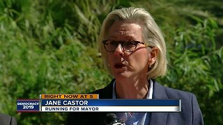 Mayor Buckhorn endorses Jane Castor for Mayor of Tampa as election heads to runoff