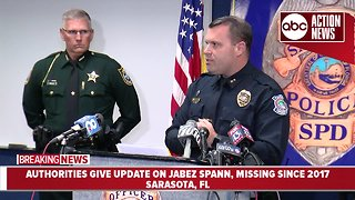 Remains of teenager Jabez Spann, missing since 2017, found in Sarasota