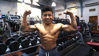 The Bodybuilding Champ With Dwarfism   BORN DIFFERENT