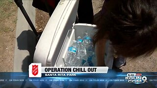 Salvation Army launches Operation Chill Out