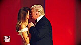 Donald Trump and Melania Trump - love story