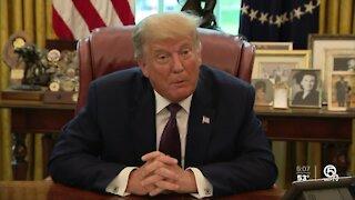 Trump pardons former strategist Steve Bannon, dozens of others