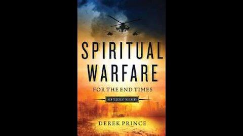 Spiritual Warfare Parts 1-3 Derek Prince
