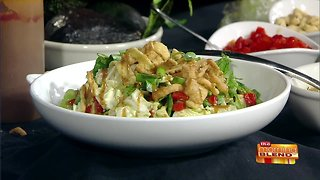 A Healthy Salad Packed with Flavor