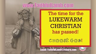 """""""GOD PUT ME IN HELL"""" The time for the Lukewarm Christian has passed. CHRISTian Audio Blog from Faithful Lamb"""