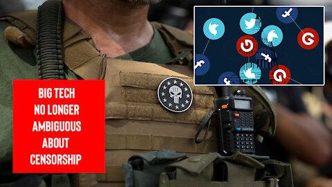 The Friday Vlog | Big Tech No Longer Ambiguous About Censorship