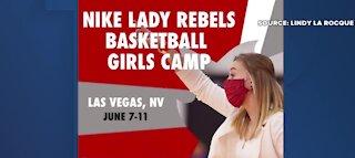 Lady Rebels hosting girls basketball camp