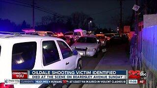 Oildale shooting victim identified