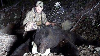 Spring 2020 archery bear hunt.