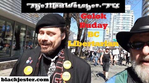 Ep29.Golok Buday - BC Libertarian Party