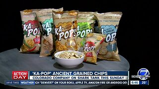Colorado snack company will be featured on Shark Tank