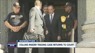 Judge sets 2020 trial date for Chris Collins
