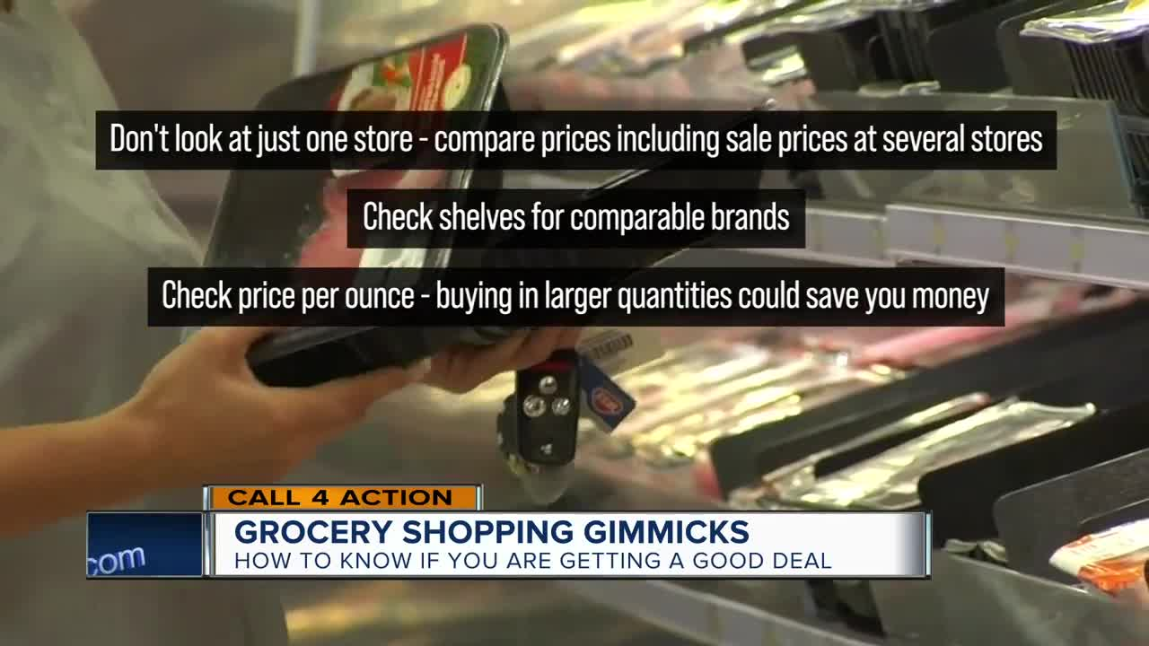 How to know if you are getting a good deal at the grocery store