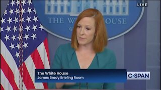 Psaki: Biden Would Support States Reimposing COVID Restrictions