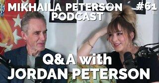 Q&A with Jordan Peterson   Mikhaila Peterson Podcast