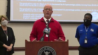 Palm Beach County, Treasure Coast school districts show increase in high school graduation rates