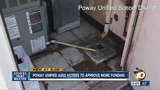 Poway Unified asks voters to approve more funding
