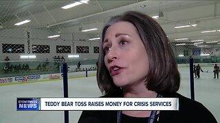 Will North & Lancaster Hockey hold Teddy Bear Toss