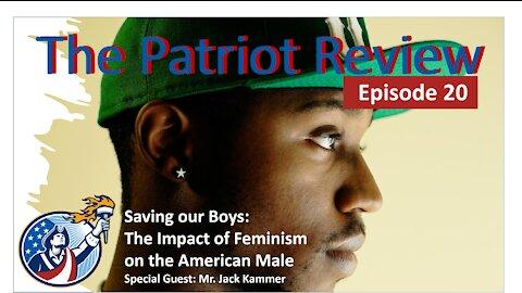 Episode 20 - Save Our Boys