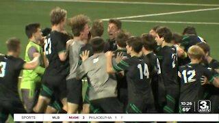 Skutt Catholic Wins Boys' & Girls' Class B State Soccer Titles