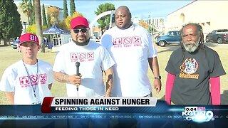DJs spin against hunger in Tucson