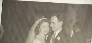 Vegas valley couple celebrates 70th anniversary
