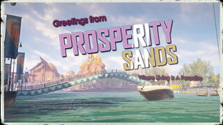 Maneater Prosperity Sands Video