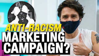 Justin Trudeau looks for new ways to teach you that you're racist