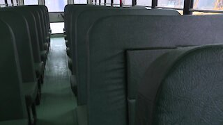 School bus safety protocols in place for Baltimore County Public Schools